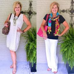 50 IS NOT OLD | JUNE LOOKS | Summer | Fashion over 40 for the everyday woman
