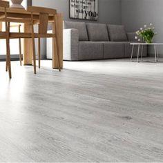 Grey Laminate Flooring, Grey Wood Floors, Wooden Flooring, Vinyl Flooring, Wood Effect Floor Tiles, Grey Floor Tiles, Scandinavian Interior, Home Interior, Luxury Flooring