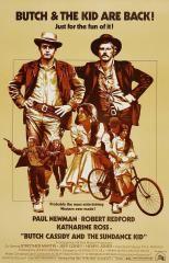 Butch Cassidy and the Sundance Kid Poster B Paul Newman Robert Redford Katharine Ross Sundance Kid, Classic Movie Posters, Original Movie Posters, Film Posters, Cinema Posters, Classic Movies, Western Film, Western Movies, Great Western