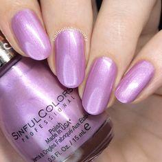 Sinful Colors x Vanessa Hudgens Festival Collection >> Nail Polish Society