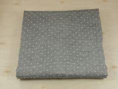 Kokochi Double gauze - Prikker gråblå   Ministing.no