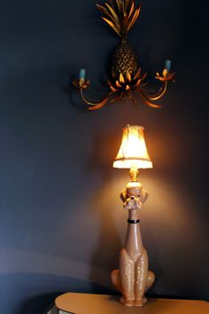 abigael ahern   Don't you just love that poodle lamp? You can buy it online! PS: My ...