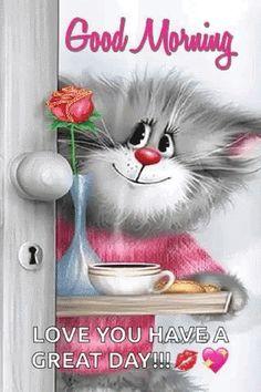 Good Day Quotes: cute good morning cartoon pics - Bing Images - Quotes Sayings Cute Good Morning Pictures, Funny Good Morning Quotes, Morning Greetings Quotes, Good Morning Good Night, Morning Humor, Good Morning Wishes, Morning Pics, Good Morning Cartoon Images, Morning Morning