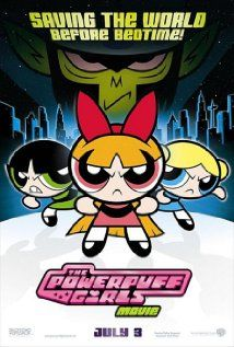 The Powerpuff Girls - Saving the World before Bedtime