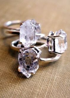 Favorite rings of all time....its the only diamond I would wear