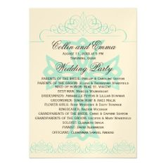 Shop Cross Wedding Programs created by RenImasa. Personalize it with photos & text or purchase as is! Calligraphy Borders, Wedding Calligraphy, Wedding Programs, Wedding Invitations, Cross Designs, Green And Brown, Maid Of Honor, Groomsmen, Place Card Holders