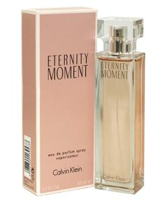 Eternity Moment Perfume By Calvin Klein