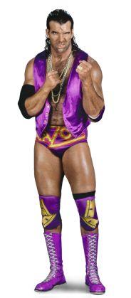 "Razor Ramone AKA Scott Hall  Height: 6'7""  Weight: 287 lbs.  From: Miami  Signature Move: Outsider's Edge  Career Highlights: Intercontinental Champion; WCW Television Champion; WCW United States Champion; WCW Tag Team Champion; 1997 World War 3 winner"