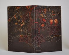 full leather binding by JADE BOOKBINDING STUDIO