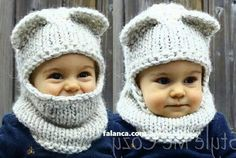 Discover thousands of images about Free Knitting Pattern for I'm a Hoot Hat - This pattern for an owl baby hat comes with a free video tutorial. Baby Hats Knitting, Crochet Baby Hats, Knitting For Kids, Crochet Beanie, Baby Knitting Patterns, Loom Knitting, Crochet For Kids, Knitting Projects, Knitted Hats