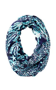 Horoscope, Infinity and Printed Murfee Scarves - Lilly Pulitzer