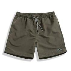 2018 New Summer Shorts Men Breathable Casual Shorts Mens Bermuda Knee Length Elastic Waist Beach Shorts Male Big Size Jungs In Shorts, Jogging, Sport Shorts, Men's Shorts, Summer Shorts, Slip, Fashion Pants, Mens Fashion, Casual Shorts