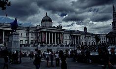 Trafalgar Square / National Gallery, London