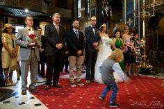 Kids being kids - WPJA wedding photojournalism in Romania.