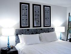 DIY: UpholsteredHeadboard