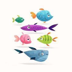More sea animals! 🐠