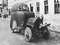 Austro-Daimler Panzerwagen '1905