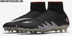 The new Air Jordan Neymar football boots are the first-ever soccer cleats made by the Jordan brand. based on the Nike Hypervenom football boot model, they will be launched on June 1, 2016.