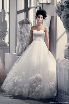 The Couture Gallery Bridal Gowns 2013
