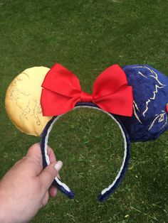 Beauty and the beast Ears by ImagineEarsUK on Etsy