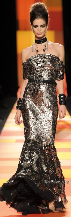 Jean Paul Gaultier 2013 Spring Summer Haute Couture Collection