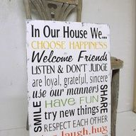 family rules examples