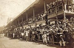 O antigo campo da Rua Figueira de Melo foi inaugurado a 23 de abril de 1916, na…