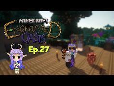 """UR-GHAST TOWER"" Minecraft Enchanted Oasis Ep 28 - YouTube"