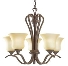 Kichler Wedgeport 5 Light Wide LED Chandelier with Etched Shades Olde Bronze Indoor Lighting Chandeliers Ceiling Chandelier, Chandelier Shades, Ceiling Lights, Ceiling Fixtures, Chandeliers, Lantern Pendant, Pendant Lamp, Pipe Lamp, Glass Shades
