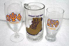 Omega Psi Phi glasses