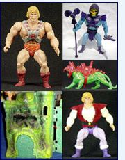 Masters.... of the Universe! My brother had these.