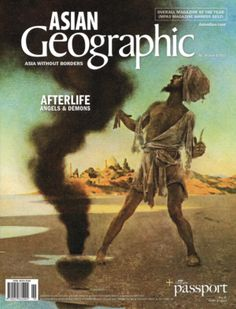 magazine Asian geographic