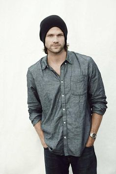 OMG!  ___  So hot!! Jared | Photoshoot San Diego ComiCon 2013
