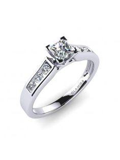 Glamira Diamond Ring Emilia #GlamiraDiamond