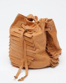 Sierra Bag Leather In Camel  Collina Strada/$430.00