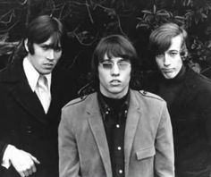The Bee Gees...rare picture and I didn't even recognize them!