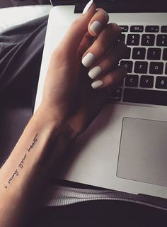 best wrist tattoo