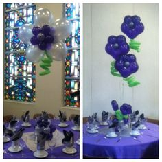 Amazing Decorating idea for balloons