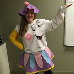Happy Halloween from Mrs. Happy Halloween from Mrs. Happy Halloween from Mrs. Work Group Halloween Costumes, Beauty And The Beast Halloween Costume, Belle Halloween Costumes, Book Day Costumes, Family Costumes, Disney Costumes, Disney Halloween, Scary Halloween, Happy Halloween