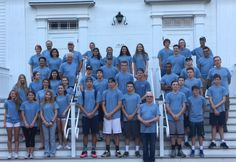 Redding Congregational Church and friends mission trip