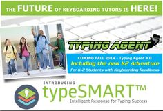 Typing Agent Online Typing Tutor for Schools | Web-based Keyboarding Tutor