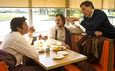 David O. Russell talks about 'American Hustle,' being 'reborn' as a director — EXCLUSIVE   EW.com