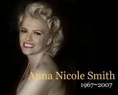 The Lifetime Movie of Anna Nicole Smith - article