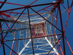 Tower on Mt Bigelow near Tucson, AZ Tucson, Fair Grounds, Tower, Travel, Viajes, Computer Case, Towers, Trips, Tourism