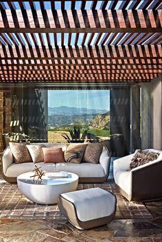 High fashion hits the terrace. | Porta Forma