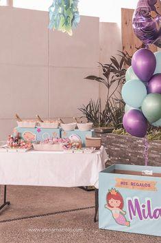Under The Sea Party, Birthday Cake, Baby Shower, Jojo Siwa, Party, Gift Table, Mermaid Birthday, Birthday Invitations, Mermaids