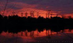 Outer Banks NC Local Artists Facebook post: Currituck Sunrise 3-12-14, photographer Greg Diesel Walck