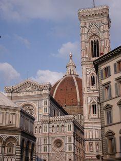 Il Duomo - Cathedral of Santa Maria del Fiore and the Campanile
