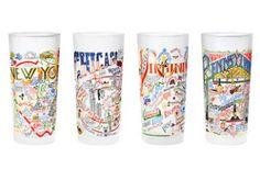 NOVELTY KITCHEN GLASSES | The TOTEFISH Blog