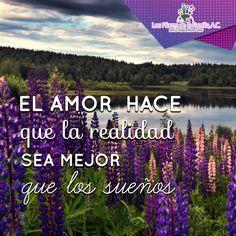 #Frase #amor #realidad #mejorar